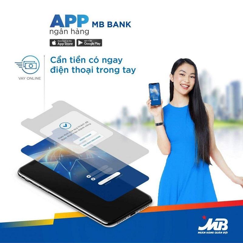 App MB Bank nhiều ưu đãi khi giao dịch