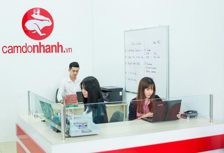 Vay tiền tại Camdonhanh không lo lừa đảo vì thủ tục nhanh chóng, tiện lợi