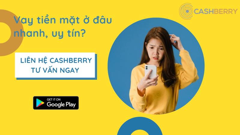 Cash Berry là thương hiệu của Công ty TNHH 1 thành viên Digital Platform