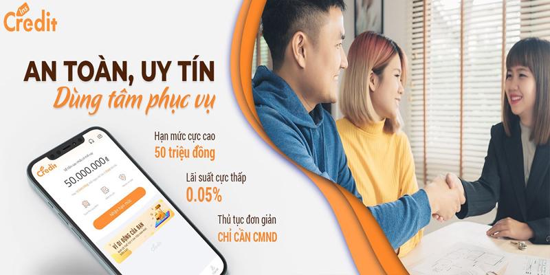 InsCredit là thương hiệu của công ty uy tín tại Việt Nam