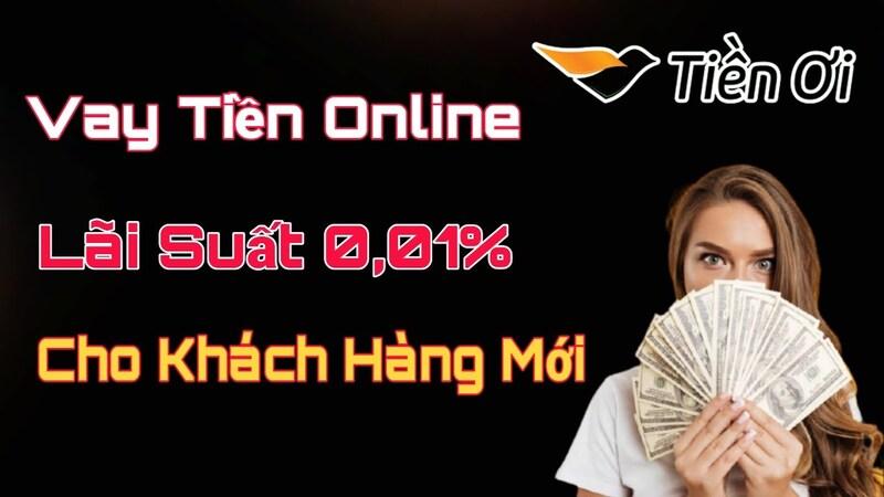 Lãi suất phí cho khách hàng mới tại Tienoi chỉ 0,01%