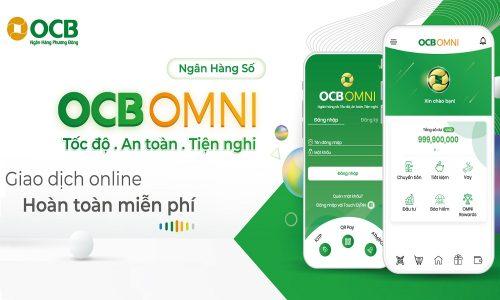 OCB Omni là gì? Hướng dẫn cách đăng ký OCB Omni chi tiết 2021