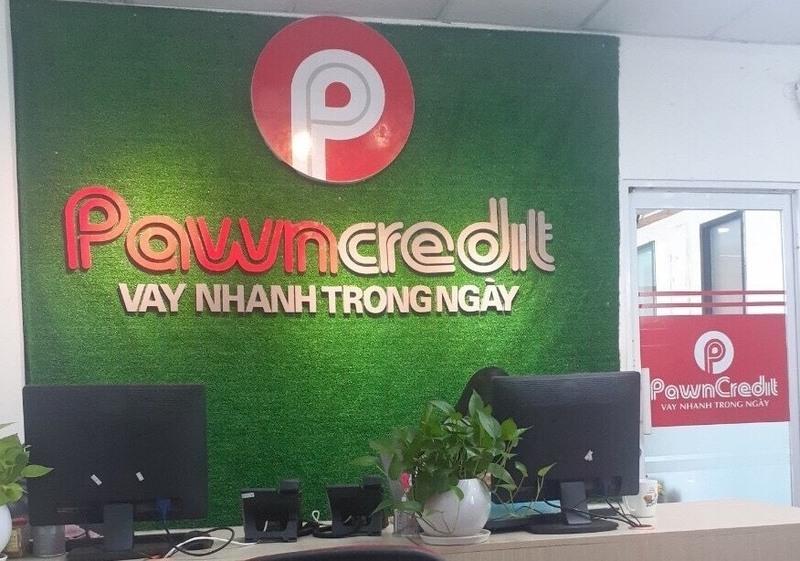 PawnCredit thuộc sở hữu của Công ty cổ phần PawnCredit Việt Nam