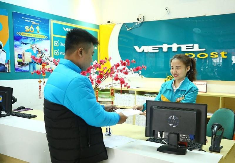 Thanh toán khoản vay Tienoi qua Viettel Post trên toàn quốc