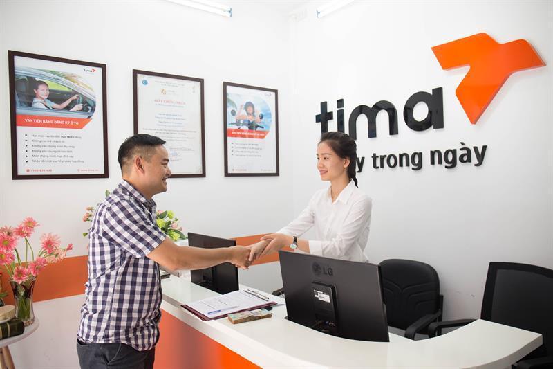 Bạn có vay trực tiếp tại các điểm giao dịch Tima tại Hà Nội và Thành phố Hồ Chí Minh