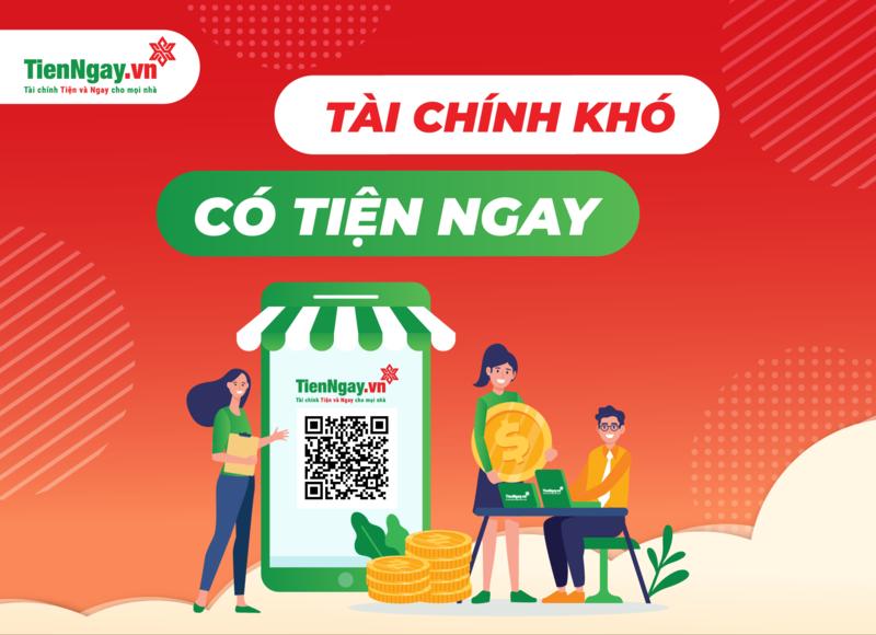 TienNgay.vn là thương hiệu cho vay tài chính cá nhân của Tài Chính Việt