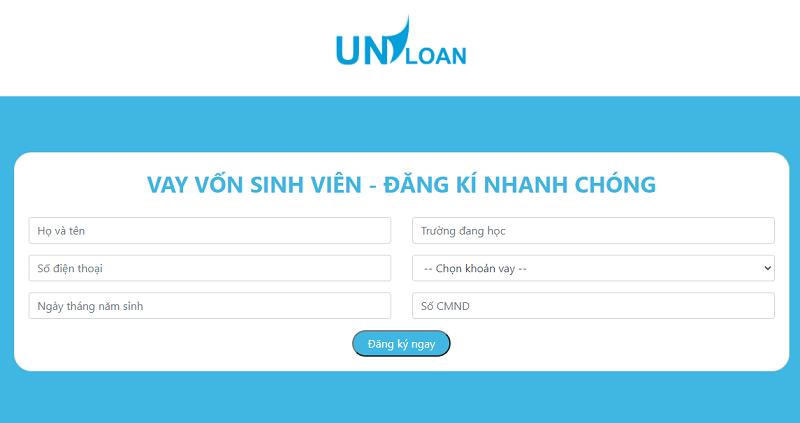 Đăng ký trực tiếp từ website công ty
