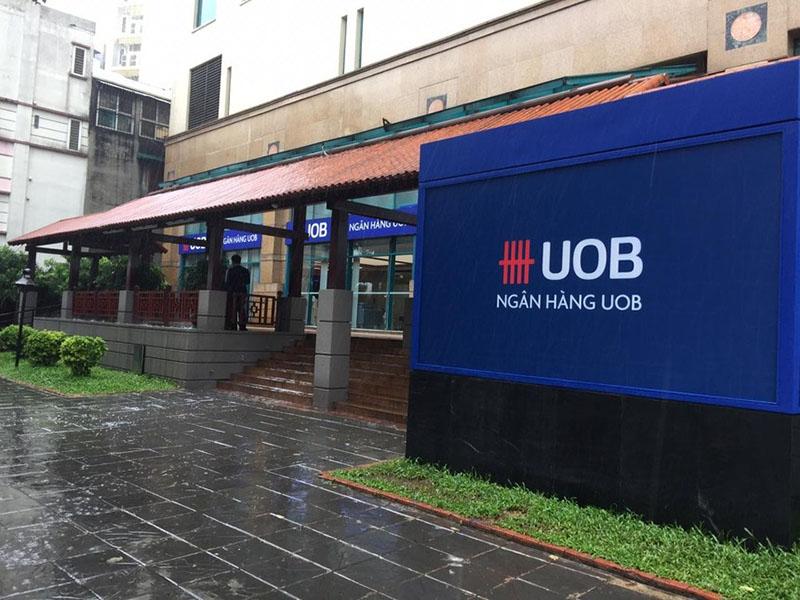 Uob Bizmerchant là sản phẩm của ngân hàng UOB – ngân hàng top đầu châu Á