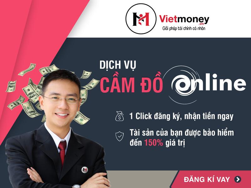 Vietmoney là kênh tài chính tiện lợi - hệ thống cầm đồ trực tuyến hàng đầu Việt Nam