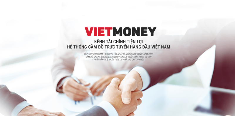 Nếu bạn đồng ý chốt giá và ký hợp đồng, VietMoney sẽ đến nhận tài sản miễn phí