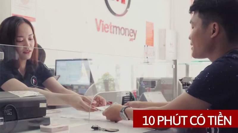 Bạn có thể đến trực tiếp văn phòng giao dịch của VietMoney để vay tiền