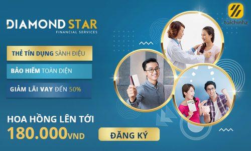 Hướng dẫn cách vay tiền Diamond Star Rainbow chi tiết 2021