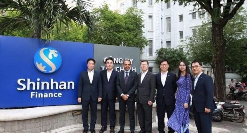Shinhan Finance- Công ty tư vấn và hỗ trợ khách hàng về các giải pháp tài chính