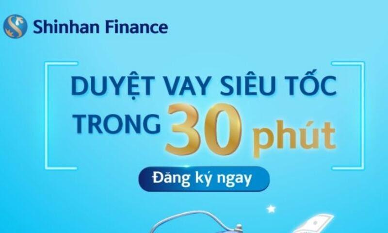 Shinhan Finance sẽ tiến hành thẩm định và phê duyệt gói vay sau khi bạn đã hoàn tất hồ sơ