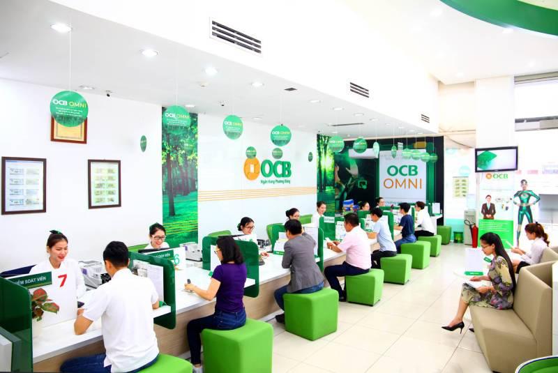 Bạn có thể đến trực tiếp văn phòng giao dịch của ngân hàng Phương Đông để thanh toán khoản vay