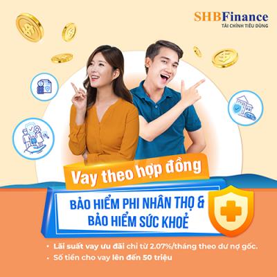 SHB Finance là gì? Hướng dẫn cách vay tiền chi tiết 2021