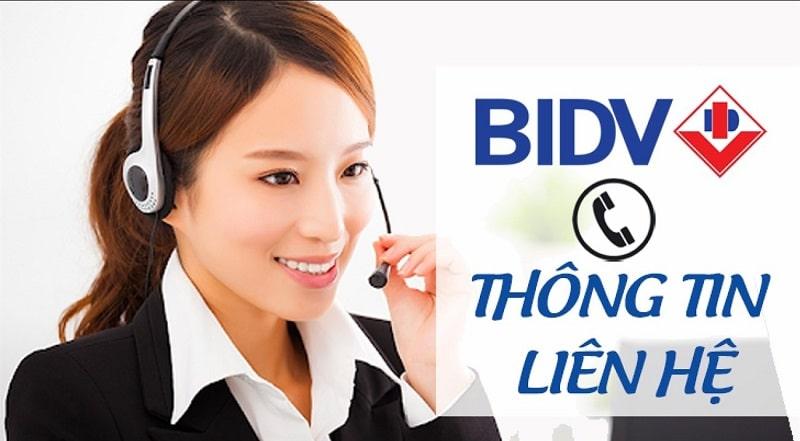 Tra cứu số dư tài khoản thông qua tổng đài BIDV