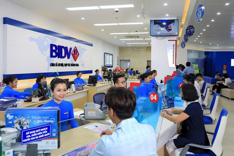 Gửi tiết kiệm có kỳ hạn tại BIDV với lãi suất hấp dẫn