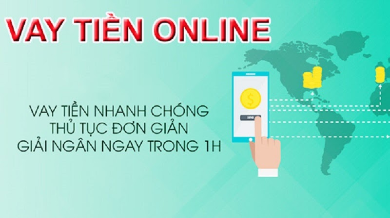 Vay tiền online qua ứng dụng dễ dàng