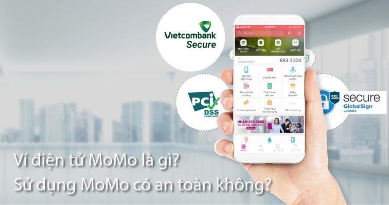 Bạn hoàn toàn yên tâm khi sử dụng ví điện tử Momo