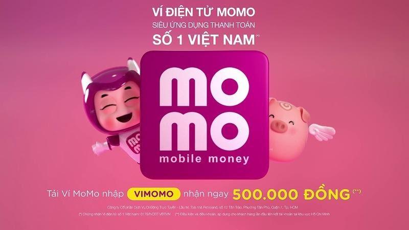 Ví điện tử Momo là 1 ứng dụng tài chính hàng đầu tại Việt Nam