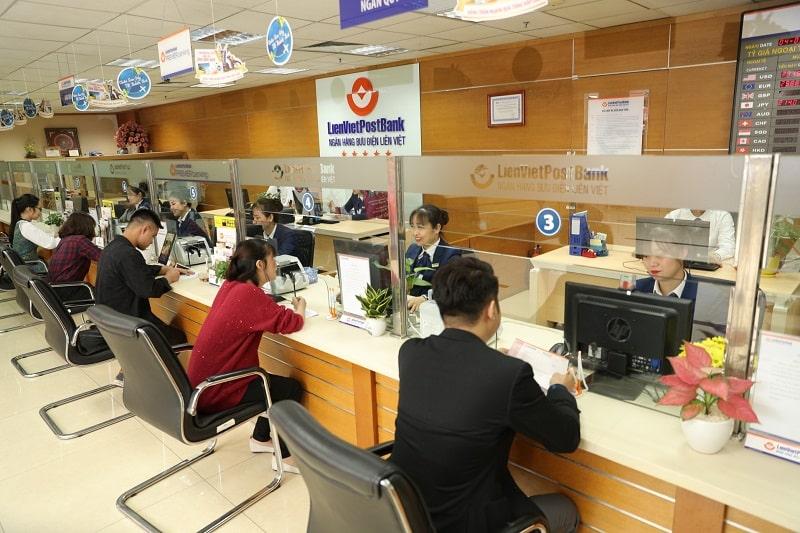 Ngân hàng Bưu điện Liên Việt được nhiều khách hàng tin tưởng và lựa chọn