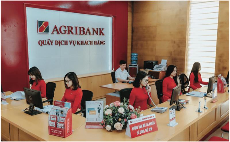 Agribank là một trong ngân hàng lớn nhất nước