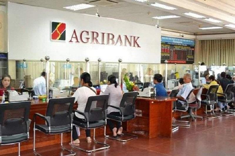 Ngân hàng Agribank làm việc từ thứ 2 đến thứ 6 hàng tuần