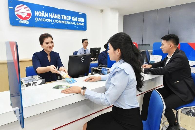SCB mang đến cho khách hàng nhiều lợi ích khi gửi tiết kiệm