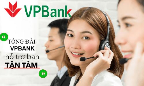 Số điện thoại ngân hàng VPBank Tp.HCM - Hotline CSKH 24/7