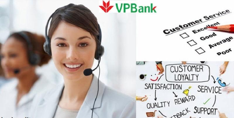 Tổng đài VPBank giải đáp mọi thắc mắc từ khách hàng