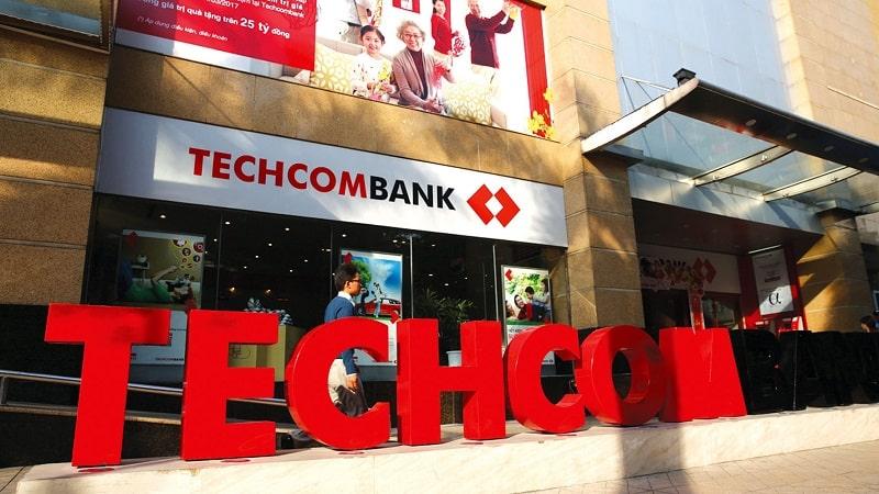 Ngân hàng Techcombank - Một trong những ngân hàng TMCP lớn tại Việt Nam