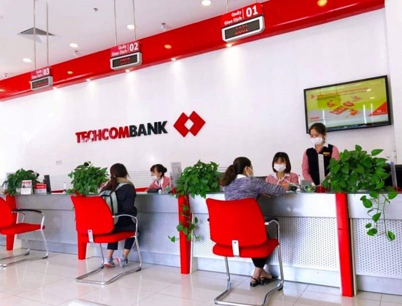 Thời gian làm việc của Techcmbank có nhiều khung giừ linh động