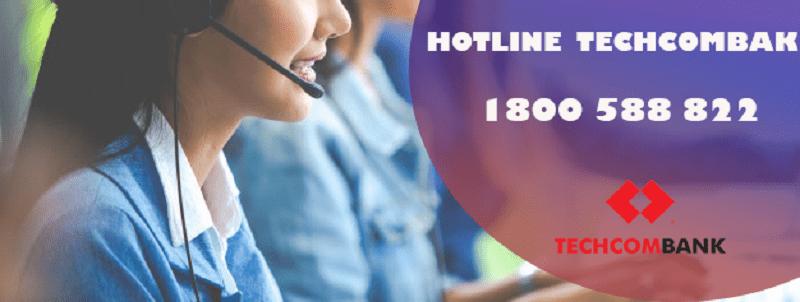 Khách hàng có thể liên hệ đến tổng đài Techcombank để tra cứu thời gian làm việc của chi nhánh gần nhất