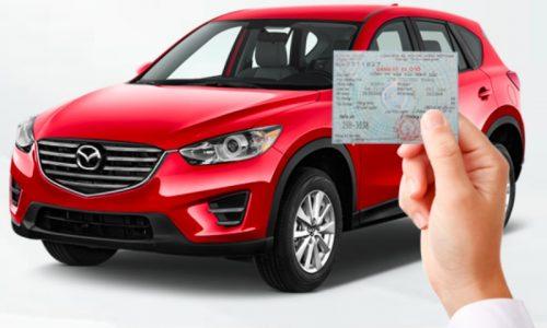 Cách vay tiền bằng cà vẹt xe ô tô - So sánh lãi suất 2021