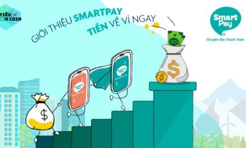 Ví SmartPay là gì? Được tiền khi cài app có đúng không?